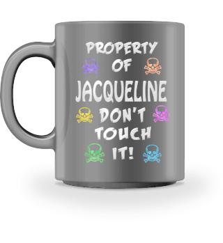 Property of Jacqueline Mug