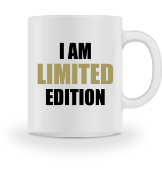 ♥ I AM LIMITED EDITION #1SGT