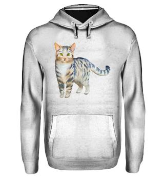 ☛ Katze · Cat
