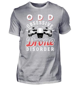 ODD Obsessive Drone Disorder