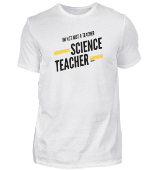 School science teacher award