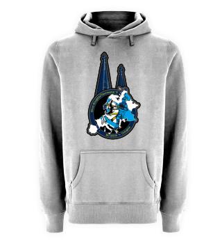 Blue Knights EC 19' Unisex Premium Hoodie
