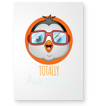 Totally Awesome Penguin
