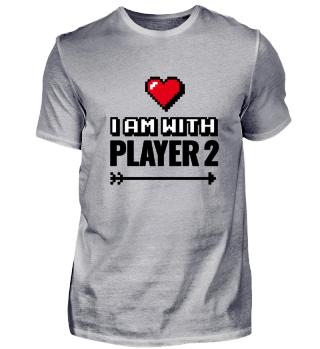 Gaming Retro Valentinsgeschenk Idee