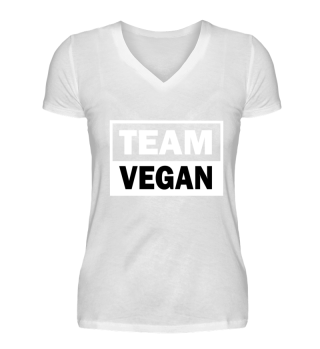 vegan Shirts / Team vegan / vegan