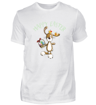 Happy Easter I Ostern I Osterhase I Hase