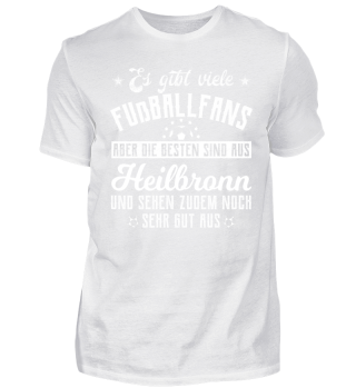 Fußball T-Shirt - Heilbronn
