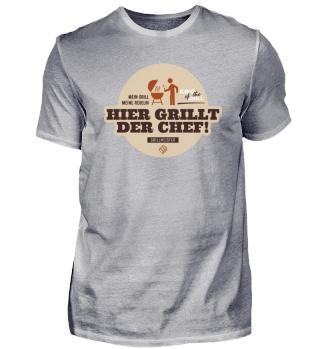 GRILLMEISTER - HIER GRILLT DER CHEF! v27
