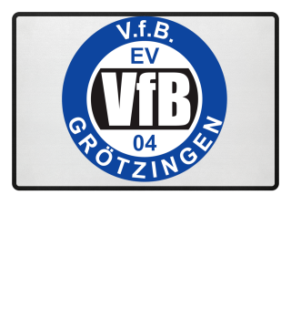 Vereinswappen I - Merchandise Artikel - V.f.B. Grötzingen