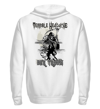 Terrible Headache Traum Accessoirs