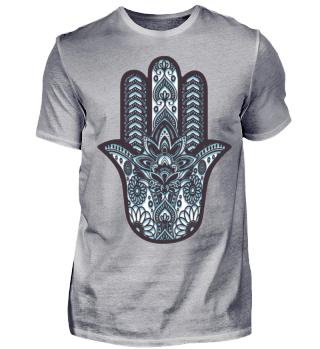 Herren Kurzarm T-Shirt Fatima Hand Ramirez