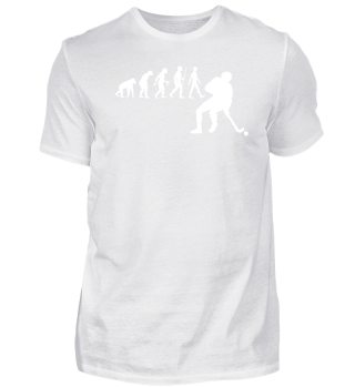Evolution Of Humans - Hockey II