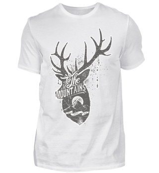 Herren Kurzarm T-Shirt To The Mountains Ramirez