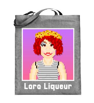 Lara Liqueur Stoffbeutel - XMAS