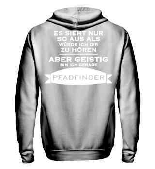Pfadfinder - T-Shirt