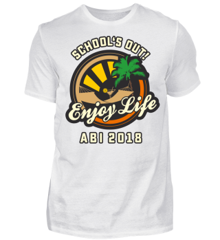 Abi 2018 Enjoy - Abi Shirt