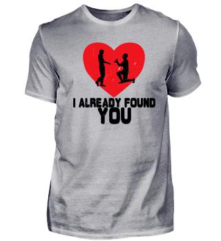I alreday found you