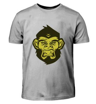 Affe Affe Affe Affe Monkey Angy