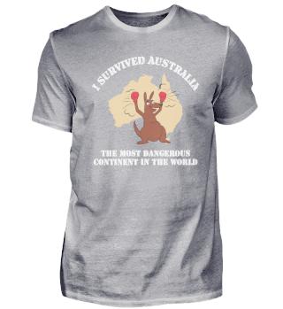 I survived Australia