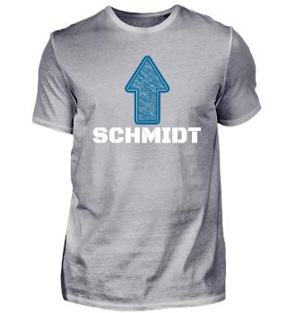Schmidt mit Pfeil