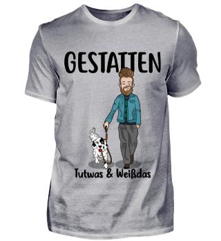 Gestatten; Tutwas-Herren Shirts1