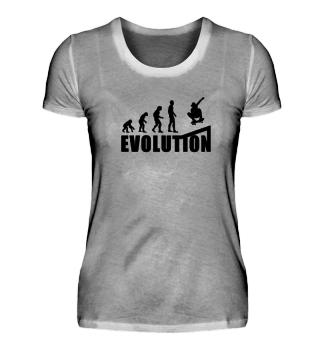 ☛ EVOLUTION SKATEBOARD