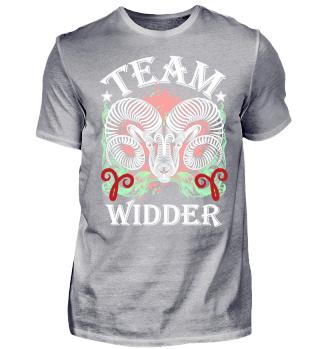 Sternzeichen Team Widder