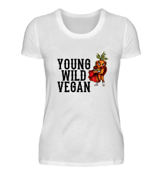 VEGAN · FUN - SHIRT #1.1
