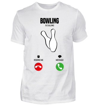 Bowling is calling! gift