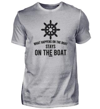 Sailing Boat Captain Gift