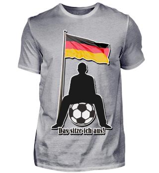 ★ Fussball - WM EM - Das Sitze Ich Aus 4