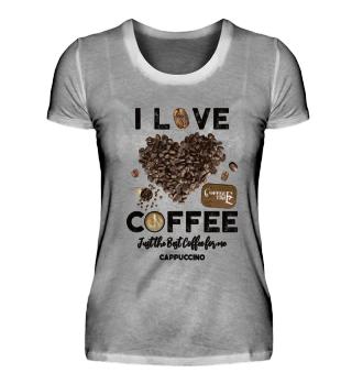 ☛ I L♥VE COFFEE #4.10