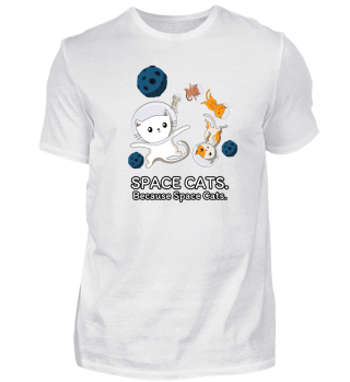 Space Cats - Raumschiff Galaxie Satellit