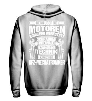 KFZ-Mechatroniker: Bezwinger der Technik