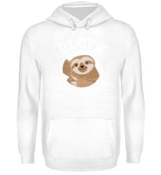 Sloth Running Team Funny Sports Run Gift