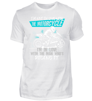 Motorcycle Shirt · Superbike Love