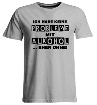 ☛ KEiNE PROBLEME MIT ALKOHOL #1.1
