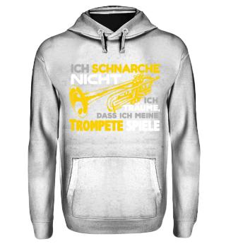 Trompete Schnarchen - T-Shirt