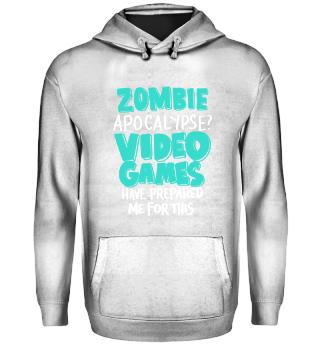 Zombie Apocalypse Video Games Prepared