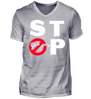 Stop Dab Dabbing lustiges T-Shirt