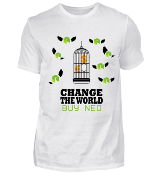 GIFT- CHANGE THE WORLD BUY NEO