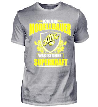 Modellbau Fun design Shirt Modellbauer