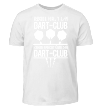 Darts - Regel Nummer 1 im Dart Club