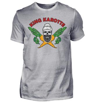 King Karotte Premium Shirt Herren