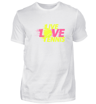 LIVE LOVE TENNIS SWING BALL GIFT