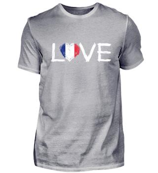 Liebe Heimat Wurzeln herkunft Stolz Land Frankreich