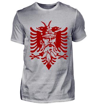 Kuq e Zi Wear / Skanderbeu / Adler