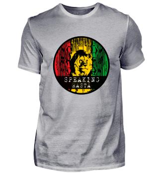 reggae - speaking rasta
