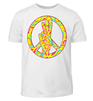 ☮ Flower Power PEACE signs I