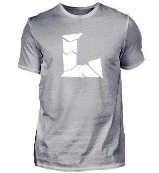 L - Shirt (weiß)
